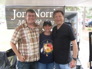 Jon, Carol, Scott August
