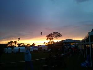 a sunset 4