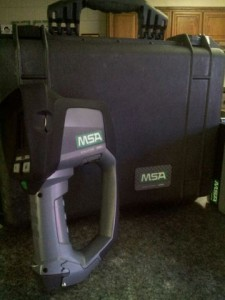msa thermal imager